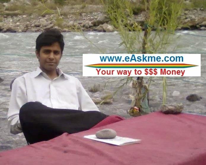 Gaurav Kumar - eAskme