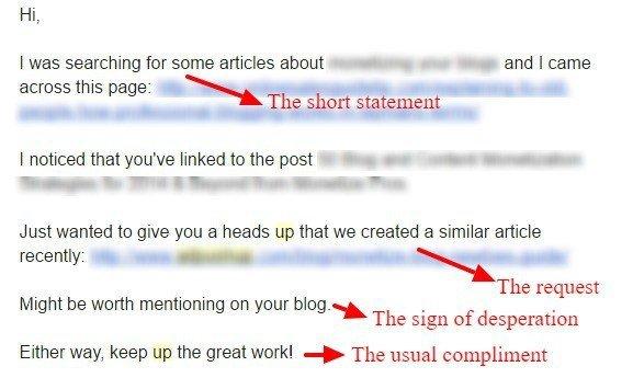 blogger outreach template ~ Christopher Jan Benitez