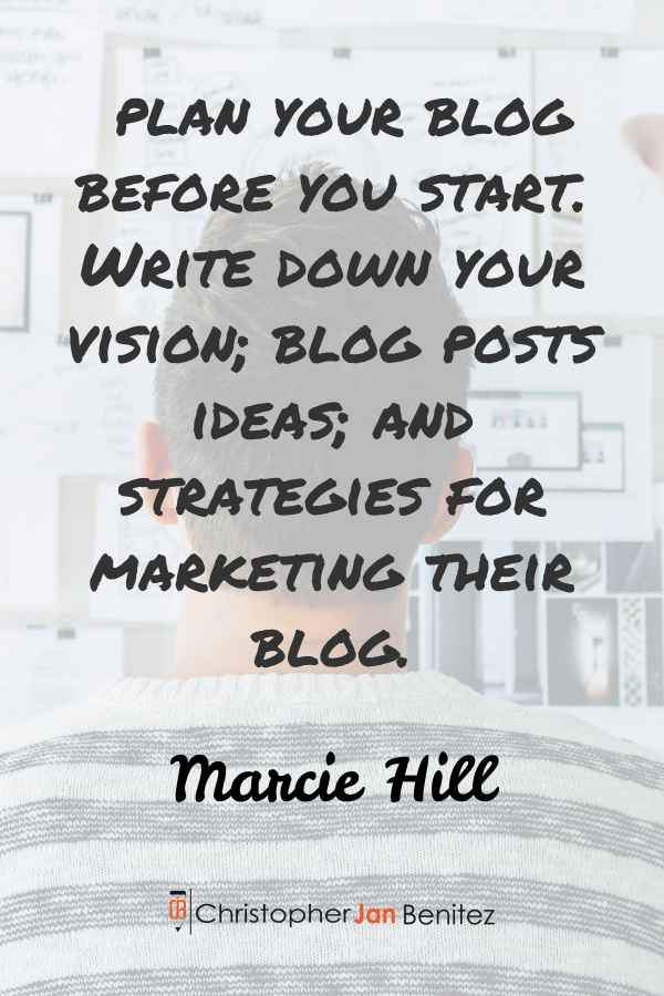 Marcie Hill Quote